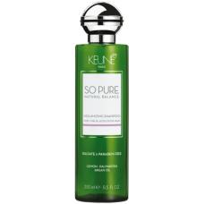 Sampon cu efect de volum pentru parul fin - Volumizing Shampoo - So Pure - Keune - 250 ml