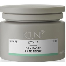 Pasta mata pentru textura si absorbtia sebumului - Dry Paste - Style - Keune - 75 ml