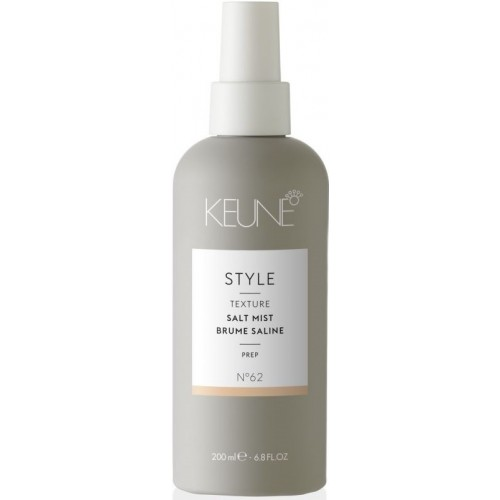 Spray Texturizant Pentru Volum - Salt Mist - Style - Keune - 200 Ml