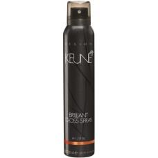 Spray pentru stralucire - Brilliant Gloss Spray - Keune - 200 ml