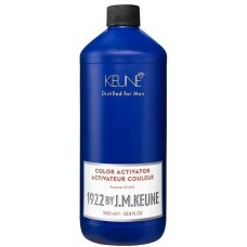 Activator crema profesional pentru barbati - Color Activator - Distilled For Man - Keune - 1000 ml