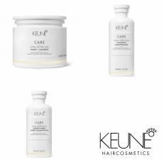 Kit pentru par degradat - Vital Nutrition - Keune - 3 produse cu 15% discount