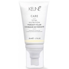 Ser crema pentru regenerarea parului poros intens degradat - Vital Nutrition - Porosity Filler - Keune - 50 ml
