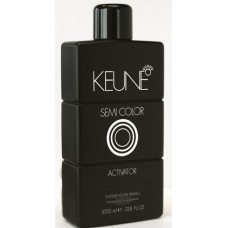 Activator crema profesional - Semi Color - Keune - 1000 ml