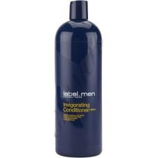 Balsam revigorant pentru barbati (ceai verde si menta) - Invigorating Conditioner - Men - Label.m - 1000 ml