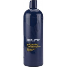 Balsam revigorant pentru barbati (ceai verde si menta) - Invigorating Conditioner - Men - Label.m - 1000 ml