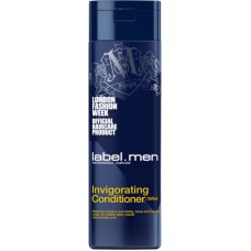 Balsam revigorant pentru barbati (ceai verde si menta) - Invigorating Conditioner - Men - Label.m - 250 ml