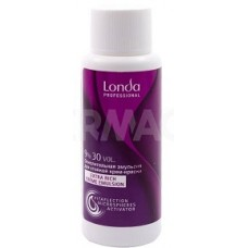 Oxidant permanent - 9% - 30 Vol - Extra Rich Creme Emulsion - Londacolor - Londa Professional - 60 ml