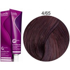 Vopsea profesionala permanenta - 4/65 - Londacolor Permanent - Londa Professional - 60 ml
