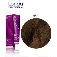 Vopsea profesionala permanenta - 6/1 - Londacolor Permanent - Londa Professional - 60 ml