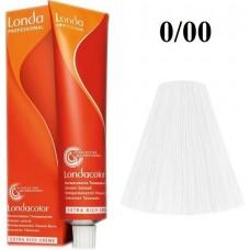 Vopsea profesionala semi permanenta - 0/00 - Londacolor - Londa Professional - 60 ml