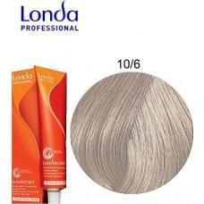 Vopsea profesionala semi permanenta - 10/6 - Londacolor - Londa Professional - 60 ml
