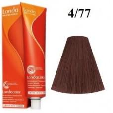 Vopsea profesionala semi permanenta - 4/77 - Londacolor - Londa Professional - 60 ml