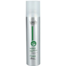 Fixativ cu fixare flexibila fara aerosoli - Spray - Shape It - Style - Londa Professional - 250 ml