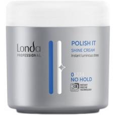 Crema pentru stralucire fara fixare - Polish It Cream - Shine - Londa Professional - 150 ml