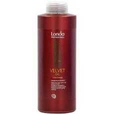 Balsam ulei ultra reparator si protector - Oil Conditioner - Velvet - Londa Professional - 1000 ml