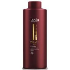 Sampon ultra reparator si protector - Oil Shampoo - Velvet - Londa Professional - 1000 ml