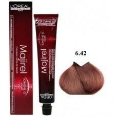 6.42 - Majirel - L'oreal Professionnel - Vopsea profesionala - 50 ml