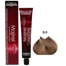8.0 - Majirel - L'oreal Professionnel - Vopsea profesionala - 50 ml