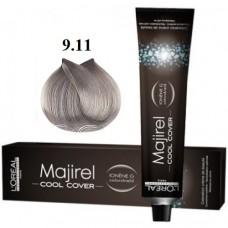 9.11 - Cool Cover - Majirel - L'oreal Professionnel - Vopsea profesionala - 50 ml