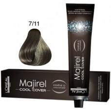 7.11 - Cool Cover - Majirel - L'oreal Professionnel - Vopsea profesionala - 50 ml
