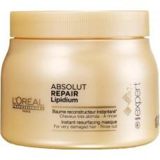 Masca regeneranta - Instant Resurfacing Masque - Absolut Repair Lipidium - L'oreal Professionnel - 500 ml