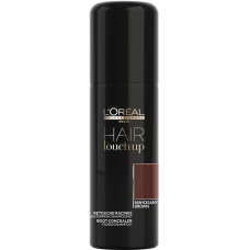 Spray corector pentru fire albe - saten roscat - Mahogany Brown Hair Touch Up - L'Oreal Professionnel - 75 ml