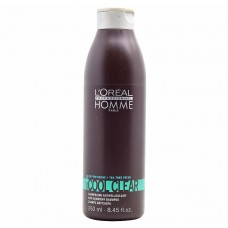Sampon anti matreata - Anti-Dandruff Shampoo - Cool Clear - Homme - L'oreal Professionnel - 250 ml