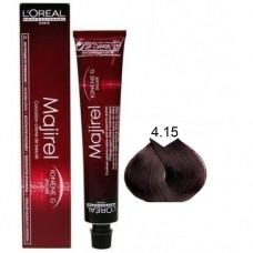 Vopsea profesionala - 4.15 - Majirel - L'oreal Professionnel - 50 ml