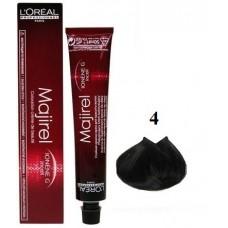 Vopsea profesionala - 4 - Majirel - L'oreal Professionnel - 50 ml