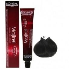 Vopsea profesionala - 5.1 - Majirel - L'oreal Professionnel - 50 ml