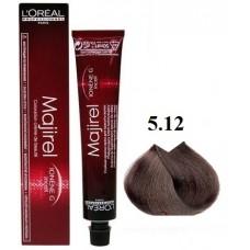 Vopsea profesionala - 5.12 - Majirel - L'oreal Professionnel - 50 ml