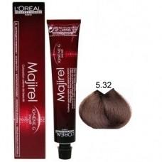 Vopsea profesionala - 5.32 - Majirel - L'oreal Professionnel - 50 ml