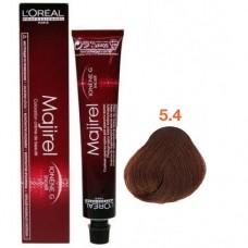 Vopsea profesionala - 5.4 - Majirel - L'oreal Professionnel - 50 ml