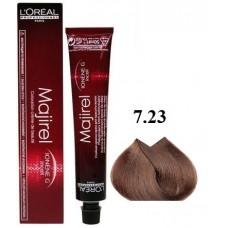 Vopsea profesionala - 7.23 - Majirel - L'oreal Professionnel - 50 ml