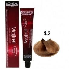 Vopsea profesionala - 8.3 - Majirel - L'oreal Professionnel - 50 ml