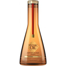 Sampon hranitor pentru par gros - Shampoo With Argan & Myrrh - Mythic Oil - L'oreal Professionnel - 250 ml