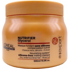 Masca nutritiva - Masque Fondant - Nutrifier Glycerol - L'oreal Professionnel - 500 ml
