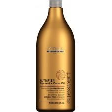 Sampon nutritiv - Nourishing Shampoo - Nutrifier Glycerol - L'oreal Professionnel - 1500 ml