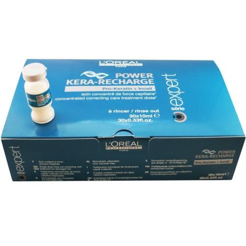 Tratament Corector Cu Cheratina - Correcting Treatment - Pro-keratin - L'oreal Professionnel - 30 X 10 Ml