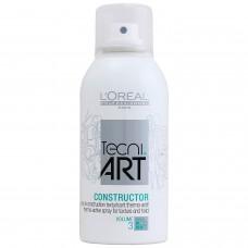 Spray termoactiv - Constructor - Thermo-Active Spray - Tecni.ART - L'oreal Professionnel - 150 ml
