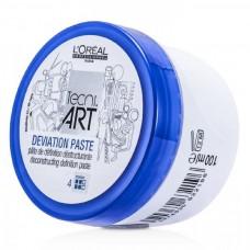 Pasta texturizanta de definire - Deviation Paste - Tecni.ART - L'oreal Professionnel - 100 ml