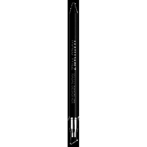 Creion Contur Ochi Cu Guma Aplicatoare - Kajal Designer 10 - Malu Wilz