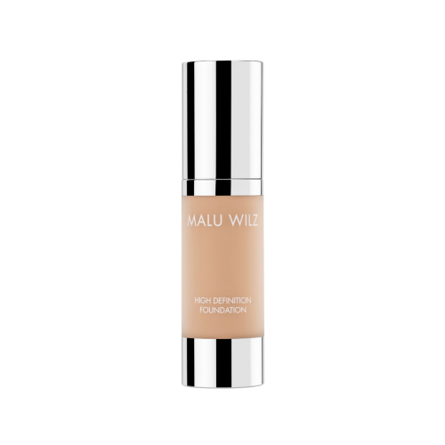 Fond De Ten Matasos Cu Pigmenti Hd - 04 - High Definition Foundation - Malu Wilz - 30 Ml