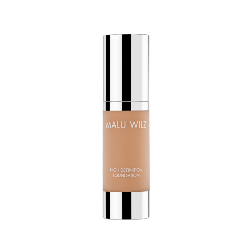 Fond De Ten Matasos Cu Pigmenti Hd - 52 - High Definition Foundation - Malu Wilz - 30 Ml