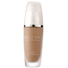 Fond de ten cu minerale - Just Minerals - Fluid Foundation 15 - MALU WILZ - 30 ml