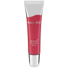 Gloss nutritiv SPF 10 cu Acid hialuronic - Moisture Plus Lip Color Fruity - MALU WILZ Nr. 20 - 15 ml
