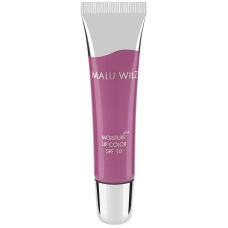 Gloss nutritiv SPF 10 cu Acid hialuronic - Moisture Plus Lip Color Fruity - Raspberry Temptation 35 - MALU WILZ