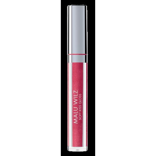 Gloss Pentru Buze Cu Textura Soft - Soft Kiss Gloss - Malu Wilz - Nr. 30
