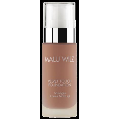 Fond De Ten Luxuriant Cu Acid Hialuronic Pentru Toate Tipurile De Ten - Velvet Touch Foundation 14 - Malu Wilz - 30 Ml